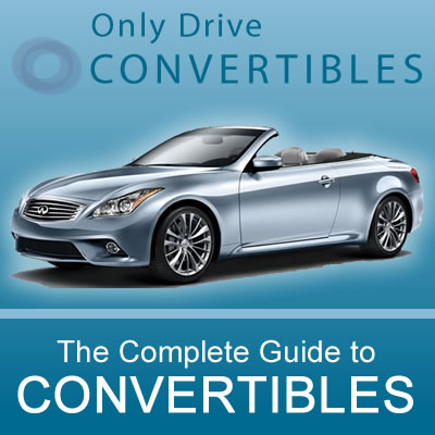 Only Drive Convertibles website
