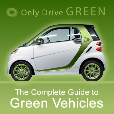 Only Drive Green website
